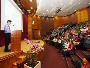 Pembukaan Training of Trainee di Tan Tock Seng Hospital